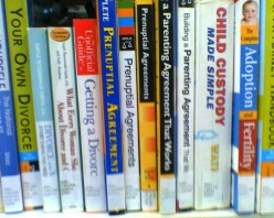 Don't have much money for a lawyer? You can consult with dozens of them for free by reading their books at the library.