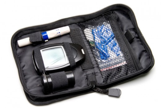 Diabetes Self-Management Kit