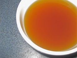 How to prepare Vegetable Stock