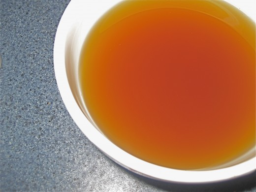 Vegetable Stock is normally used in Vegetable Soups, Stews and Sauces.