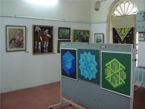 Penang Malays Art Gallery - Interior 1