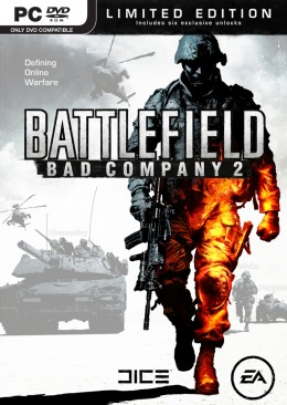 Battlefield Bad Company 2 Box Shot