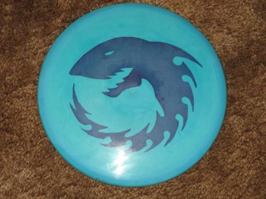 Dyed Shark