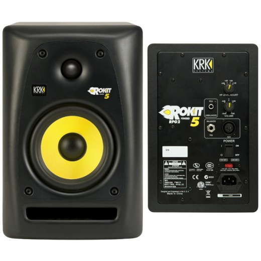 Acoustic Research Studio Monitor : Computer speakers the best high end speaker set up for