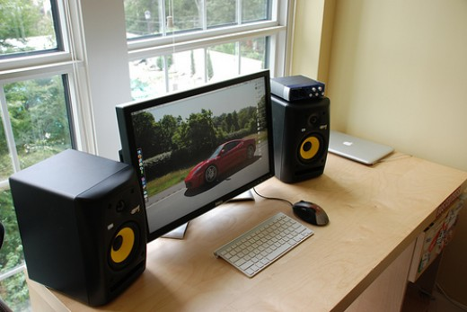 Computer Speakers The Best High End Speaker Set Up For