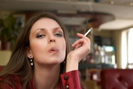 GIVING UP SMOKING IS A GOOD IDEA AS IT CAN AND DOES AGGRAVATE SYMPTOMS OF ACID REFLUX DISEASE