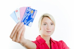 GET RID OF CREDIT CARDS TO HELP RID YOURSELF OF DEBT