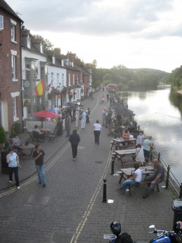 Severnside North, Bewdley