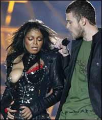 The Janet Jackson/Justin Timberlake Nipple Scandal