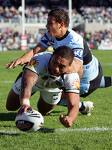 Try in League rugby