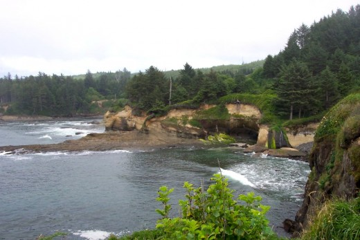 Rugged & Lovely...the Oregon coast