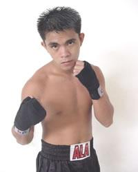 "Z  ""The Dream"" Gorres- the solid Philippine Bantamweight Contender"