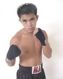 """Z  """"The Dream"""" Gorres- the solid Philippine Bantamweight Contender"""