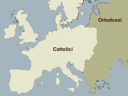 CHRISTENDOM DIVIDED AFTER GREAT SCHISM