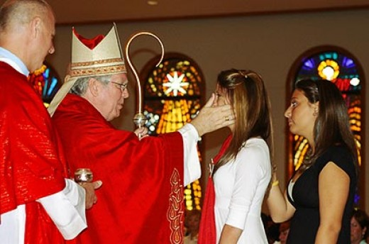 CATHOLIC CONFIRMATION