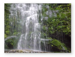 Erskine Falls, just a short drive from Lorne on the Great Ocean Road.