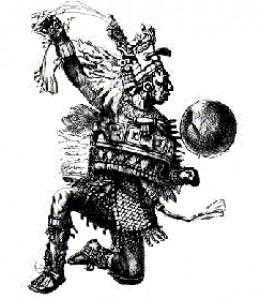 Mayan football