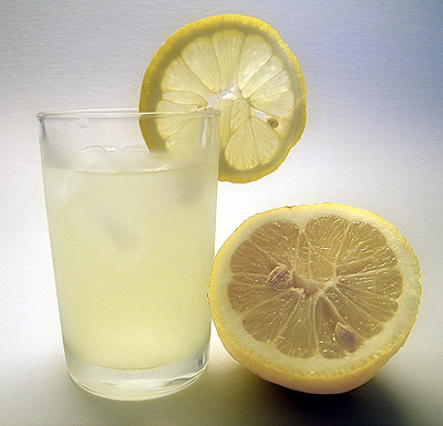Sugar Free Lemonade.