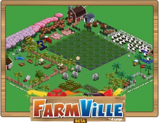 The Phenomenal Farmville.