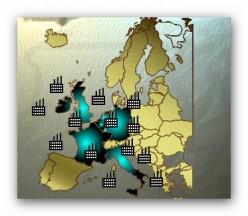 Increased Supply of Dollars in Europe