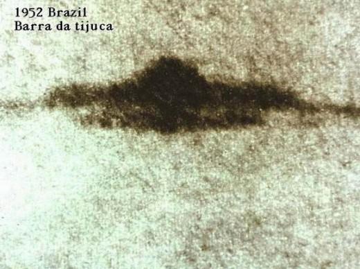 (Barra da Tijuca, Brazil)-May 7, 1952