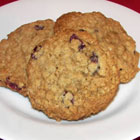 Soft Oatmeal Cookies (from allrecipes.com)