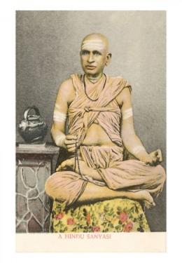 Become a Sanyasi.