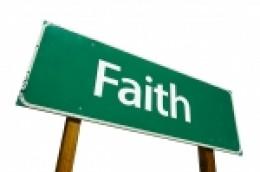 Starve to death having faith in God.
