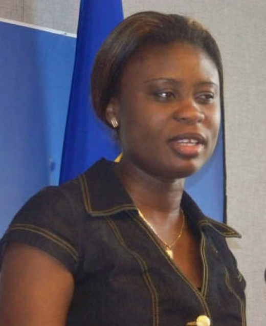 Bukola sharing her story ealier this year