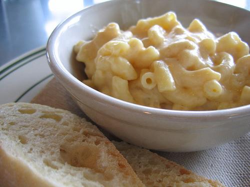 Mac N Cheese http://www.flickr.com/photos/jpellgen/3001170276/