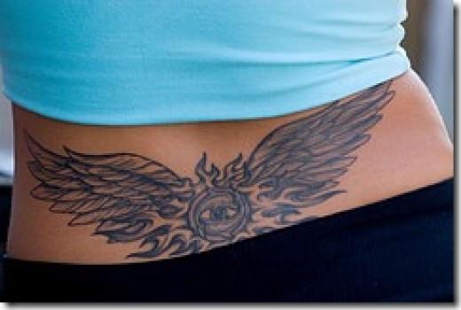 Chopper Tattoo Sample #4