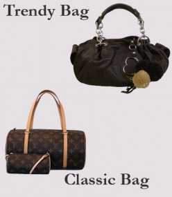 Ladies' Handbags.