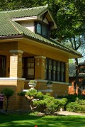 The Prairie School of Architecture: Chicago Bungalows