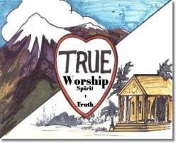 """True Worship"" - The Christ Centered Mindset"