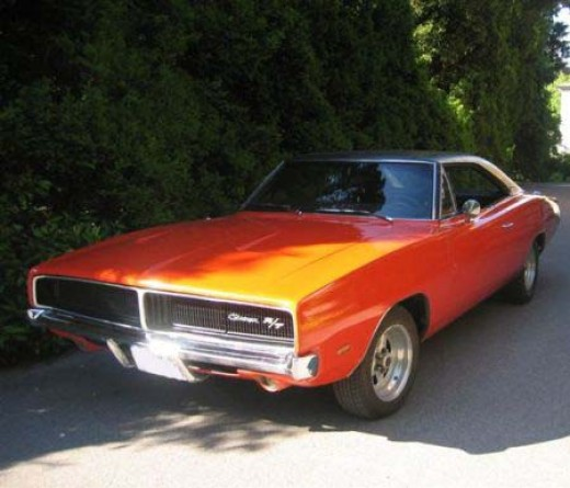 1969 dodge charger RT 440 hardtop