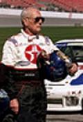 Paul Newman the Nascar race driver
