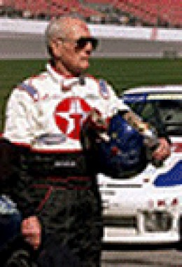 Paul Newman the Nascar race driver