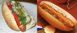 Hot Dogs: Chicago v. New York