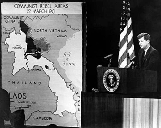 John Kennedy and his brother Attorney General Robert Kennedy were planning on pulling America out of Vietnam. Was this the reason that John Kennedy was killed.