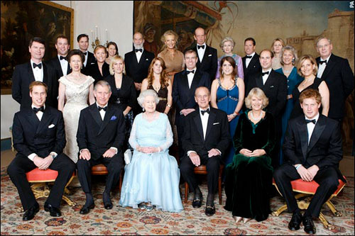 The House of God is more ancient than, the House of Windsor