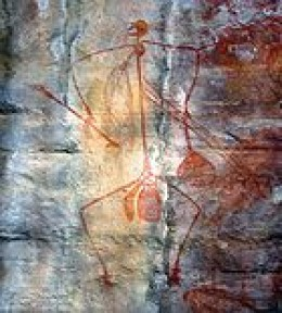 Aboriginal Rock Paintings