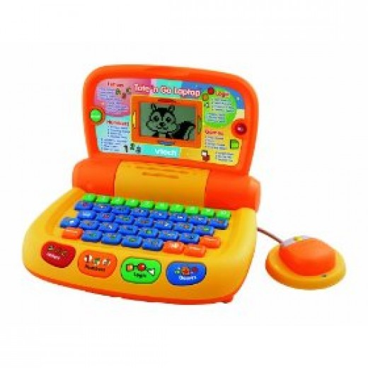 Toy computers from Vtech