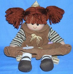 How to Make Rag Doll Toys