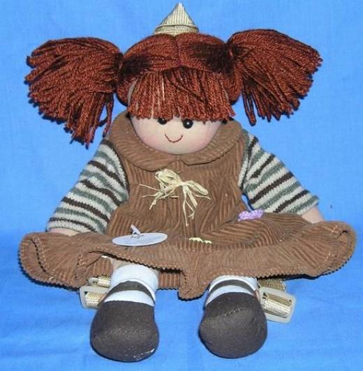 Rag Doll Toy