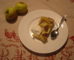 Flognarde - Traditional Limousin Apple Dessert Recipe