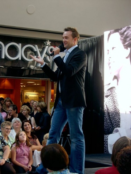 Clinton Kelly - Catch him on TLC
