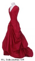 #8: The Red Hot Evening Dress