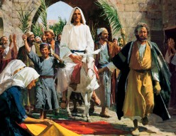Jesus used a donkey! Surely, he can use you