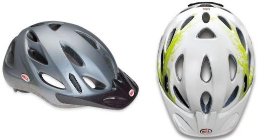 Bell Citi helmet designs
