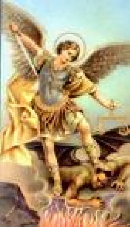 November 21st is The Archangel, Michael's Feast Day
